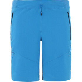 The North Face Impendor Alpine Shorts Men, clear lake blue/blue wing teal